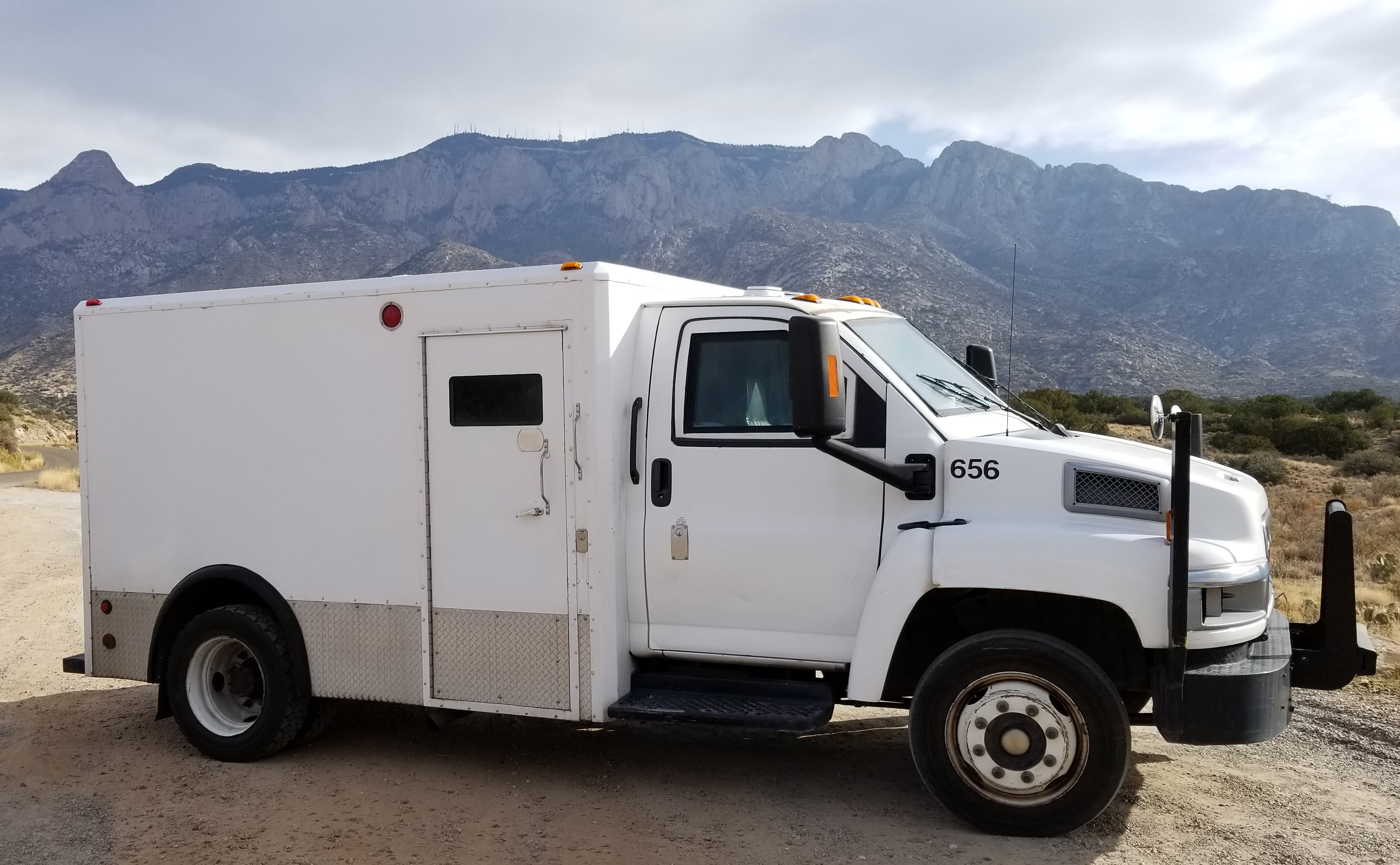 Respond NM: Cash In Transit Armored Car Service